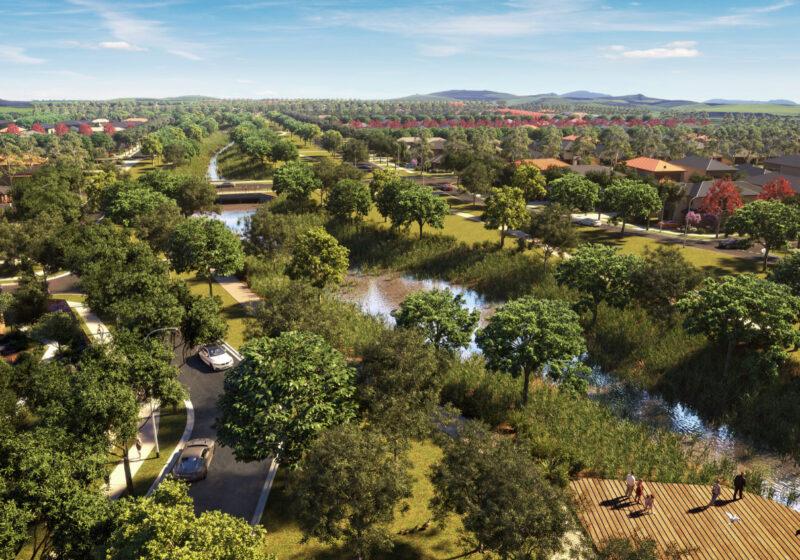 Austin Lara Estate, Lara